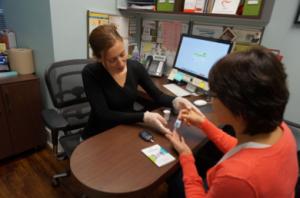 glucose meter testing